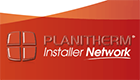 Planitherm windows logo