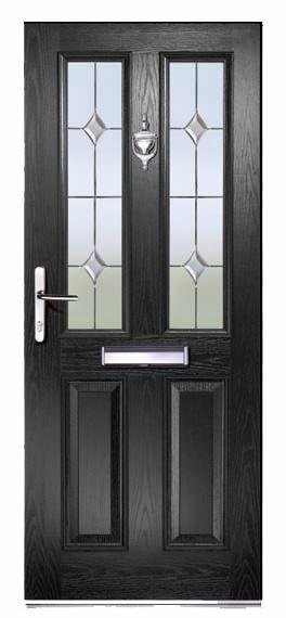 Composite Doors CA16 Clifton Opal