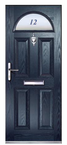 Composite Doors CA22 Chilton Number
