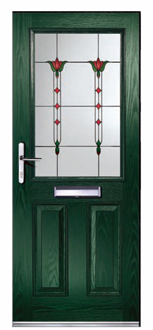 Composite Doors CA22 Crafton Viola