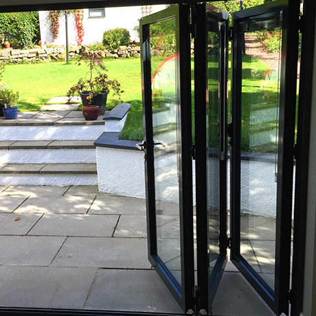 Aluminium doors Eco Windows