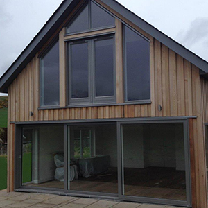Aluminium patio doors Glasgow Edinburgh