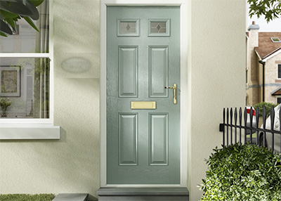 Composite doors Eco Windows