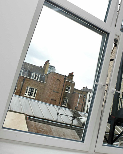 Double glazed Geneo Eco Windows Scotland