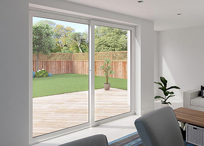 Sliding patio doors East Kilbride