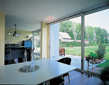 Planitherm patio doors