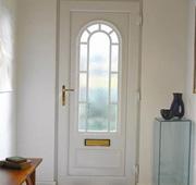 Rehau doors triple glazed
