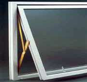 Rehau reversible windows
