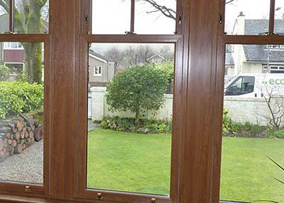 Sliding sash windows