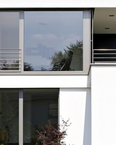 Schueco aluminium windows scotland