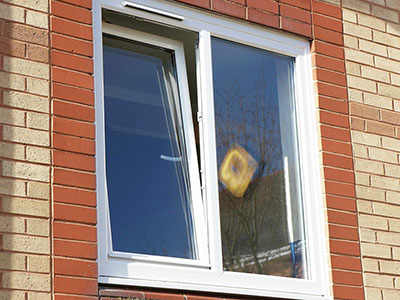 Tilt turn window