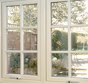 Triple glazing Casement window